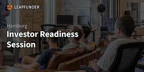 Investor Readiness Session Hamburg tickets