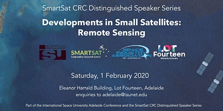 Developments in Small Satellites: Earth Observation ONLY tickets
