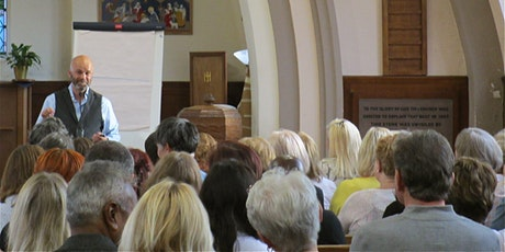 A Talk On The Ten Steps For A Better Life tickets
