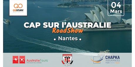 Go Study Roadshow - Nantes 2020 billets