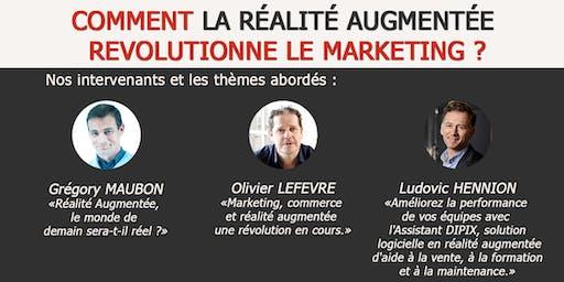 Comment la réalité augmentée révolutionne le marketing ?