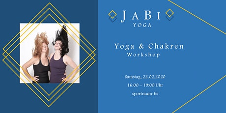 Yoga & Chakren - Workshop tickets