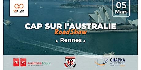 Go Study Roadshow - Rennes 2020 billets