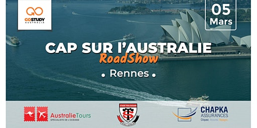 Go Study Roadshow - Rennes 2020