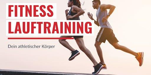 Fitness Lauftraining in Freilassing