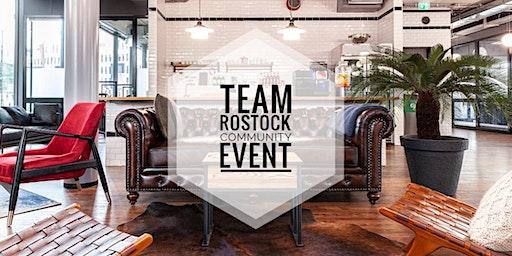 TEAM ROSTOCK COMMUNITY EVENT