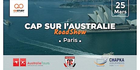 Go Study Roadshow - Paris 1ère édition billets
