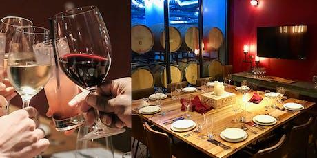 BWSEd Level 1: Certificate in Wine | Boston Wine School @ City Winery Boston tickets