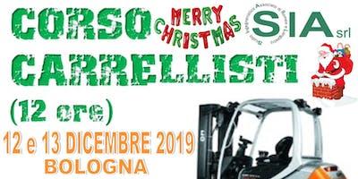 Corso PATENTINO MULETTO BOLOGNA il 12 e 13 DICEMBRE 2019