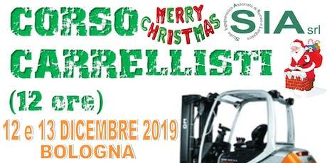 Corso PATENTINO MULETTO BOLOGNA il 12 e 13 DICEMBRE 2019 biglietti