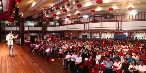 VIP Entry - ACE Prosperity Convention 2020 | KUALA LUMPUR