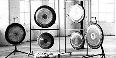 Gong bath, sound healing and star gazing