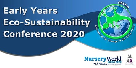 Early Years Eco-Sustainability Conference tickets