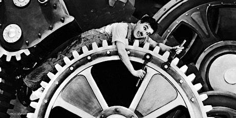 LongTake presenta - Da Chaplin a Loach: cinema e psicologia del lavoro biglietti
