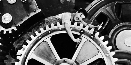 LongTake presenta - Da Chaplin a Loach: cinema e psicologia del lavoro