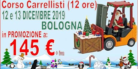 Corso PATENTINO MULETTO il 12 e 13 DICEMBRE 2019 a BOLOGNA. biglietti