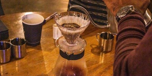 Dromedary Coffee Workshop - V60