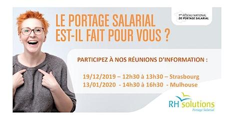 Découvrez le portage salarial à Mulhouse billets