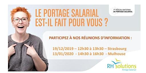 Découvrez le portage salarial à Mulhouse
