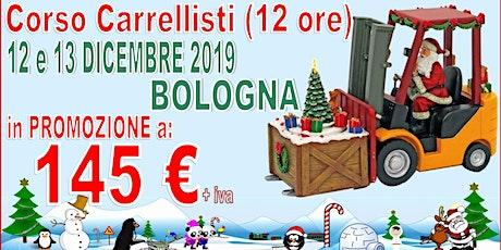 Corso PATENTINO MULETTO a BOLOGNA il 12 e 13 DICEMBRE 2019 biglietti
