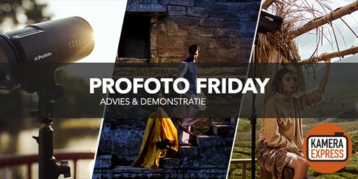 Profoto Friday in Den Bosch