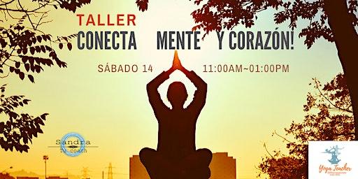 """""""Conecta - Mente y Corazón"""""""