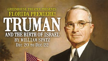 """""""Truman and the Birth of Israel: The real story of the role Truman played"""""""