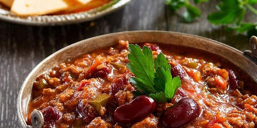 2020 Chili Cook-Off