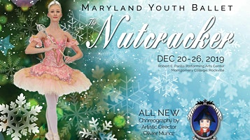 "Maryland Youth Ballet's ""The Nutcracker"""