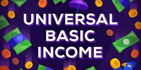 Universal Basic Income tickets