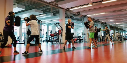 Discover Boxing Class