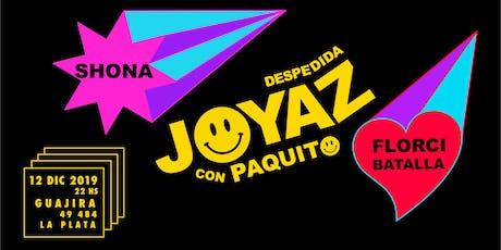 Joyaz, Shona y Florci Batalla en Guajira | 12-12-2019 entradas