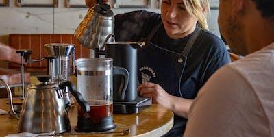 Dromedary Coffee Workshop - French Press