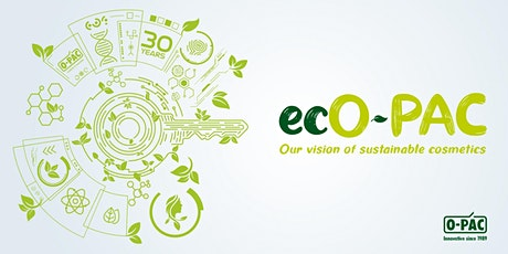 ECO-PAC WORKSHOP - OUR VISION OF A SUSTAINABLE COSMETIC tickets