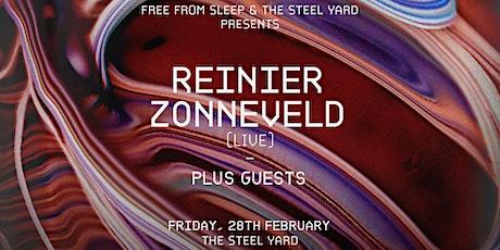 Reinier Zonneveld - London tickets