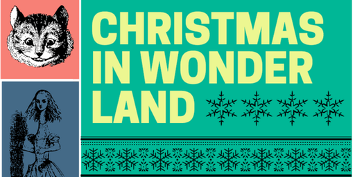 Christmas in Wonderland at Rugby Library