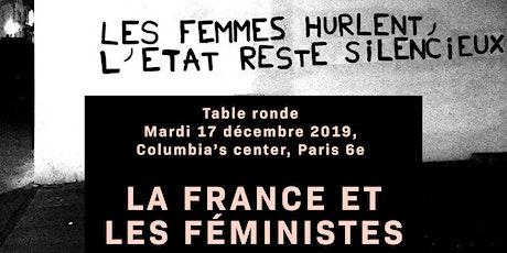 La France et les féministes, une table ronde de La Poudre billets