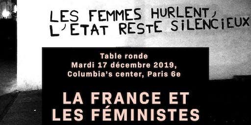 La France et les féministes, une table ronde de La Poudre