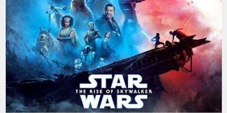 Star Wars: The Rise Of Skywalker @ Cineplex Cinema December 21, 2019 @ 7.30 tickets