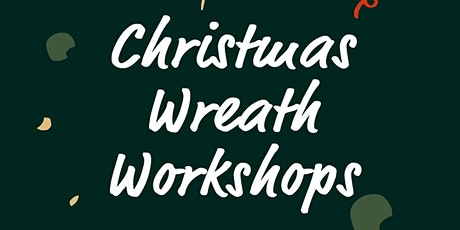 Wreath Making at The Bentall Centre  tickets