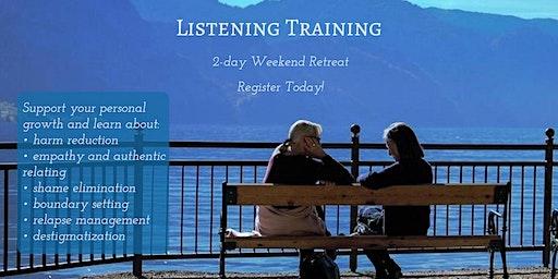 January Listening Training