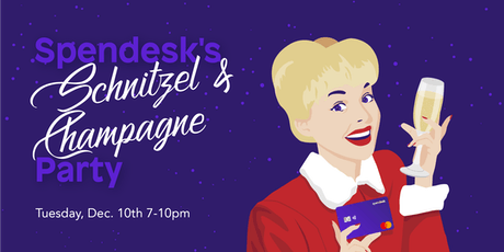 Spendesk's Schnitzel & Champagne Party tickets