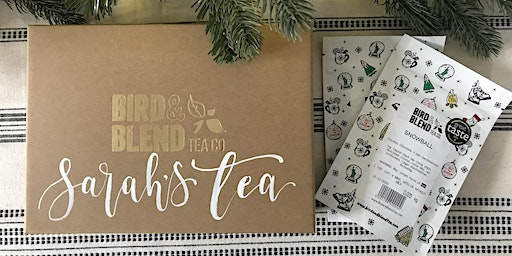 Personalised Pick and Mix event with Polly & Me Calligraphy