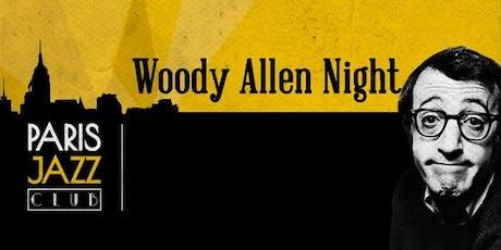 Música: WOODY ALLEN NIGHT entradas