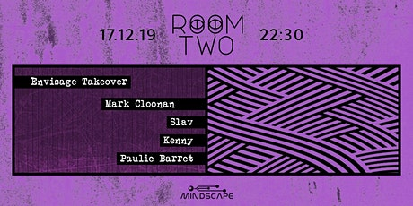 RoomTwo Presents: End of Exams Envisage Takeover tickets