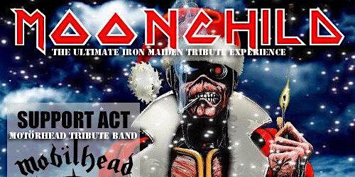 MOONCHILD + Mobïlhead , X-MAS METALLUM 2019/ PART II. @Ragnarok Live Club