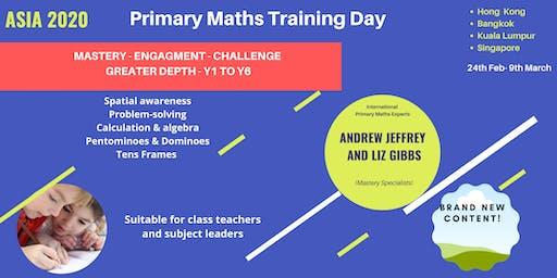 Primary Maths Training Day, Hong Kong