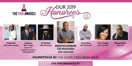 The 4th Annual Pink Awards tickets