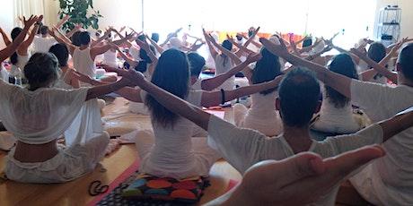 Formación de profesores de Nivel 1 de Kundalini Yoga en Málaga tickets