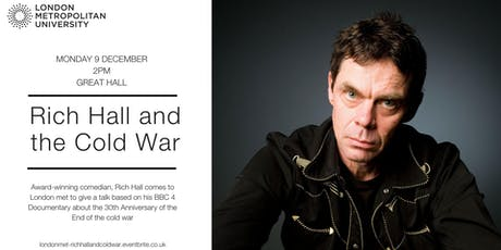 Rich Hall and the Cold War tickets